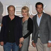 Fanny Ardant, blonde sensuelle, charme Patrick Chesnais et Laurent Lafitte