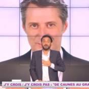 Antoine de Caunes au Grand Journal taclé par Cyril Hanouna : 'Une énorme erreur'