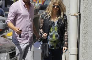 Fergie, enceinte : ABBA style, visite fashion chez le médecin avec Josh Duhamel