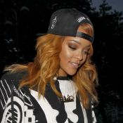 Rihanna : Souriante, épanouie et fidèle... mais fatiguée par la marijuana ?
