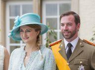 Stéphanie de Luxembourg : Ravissante pour sa 1re fête nationale au grand-duché
