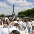 3ème édition du Brunch Blanc-Une croisiere sur la Seine à Paris le 30 juin 2013