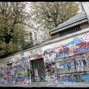 Serge Gainsbourg : Adieu les graffitis, son ultime demeure fait peau neuve