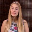 Megan dans Popstars sur D8 le mardi 2 juillet 2013