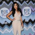 Naya Rivera à la soirée Fox All-Star Party lors du 2013 TCA Winter Press Tour à l'hôtel Huntington à Pasadena, le 8 janvier 2013.