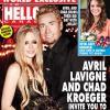 Avril Lavigne, mariée à Chad Kroeger : Première photo officielle !