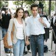 Barbara Schulz et son époux Romain Hatchuel