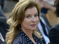 Valérie Trierweiler : Souriante et colorée auprès de François Hollande à Tunis