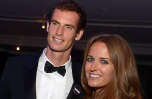 Andy Murray : Les larmes de joie du roi de Wimbledon devant sa belle Kim Sears