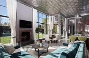 Jeremy Renner vend un sublime manoir pour 25 millions de dollars !