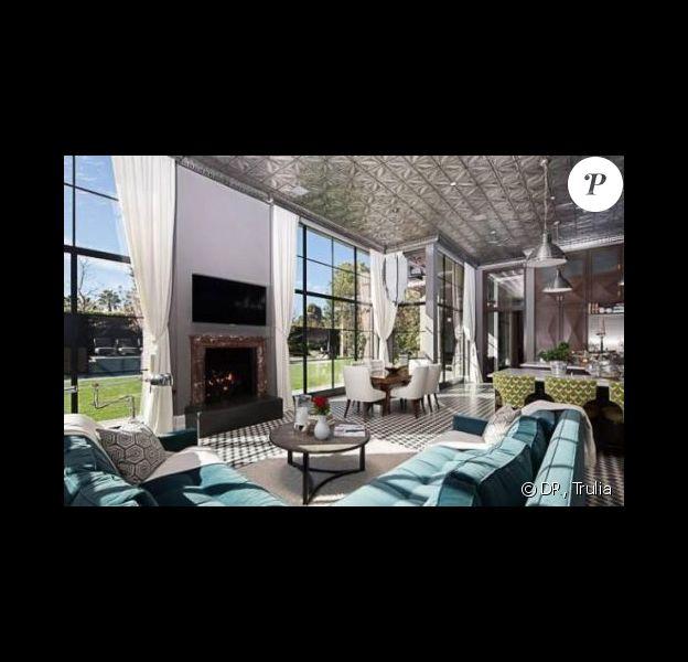 L'acteur Jeremy Renner a vendu cette sublime maison pour la somme de 25 millions de dollars.