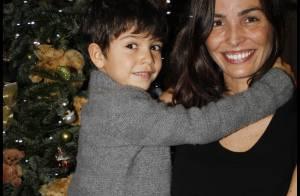 Inés Sastre, maman aimante mais stricte : ''Je ne laisse rien passer''