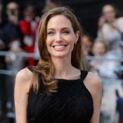 Angelina Jolie : En pleine forme, charmée par un bad boy de 'Skins'