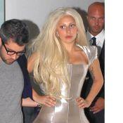 Lady Gaga : L'ARTPOP Princess haut perchée dévoile son nouveau look