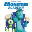 Affiche de Monstres Academy.