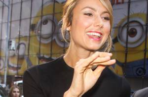 Stacy Keibler : Souriante et sexy, elle irradie même sans George Clooney