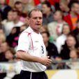 Paul Gascoigne lors d'un match de football organisé pour lever des fonds pour l'UNICEF le 27 mai 2006 à Manchester