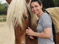 Adeline Blondieau, superbe cavalière et acrobate de choc qui transmet sa passion