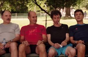 Le Coeur des Hommes 3 : Marc Lavoine et sa bande accueillent Eric Elmosnino