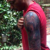 Thierry Henry : Son imposant tatouage, hommage à son fils Tristan et New York