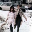 """Marie Trintignant et Patrick Dewaere dans """"Série noire"""" d'Alain Corneau en 1979."""