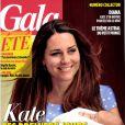 """Gala"" en kiosques le 26 juillet 2013."