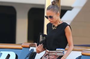 Nicole Richie en vacances : Son défilé de mode sous le soleil de Saint-Tropez