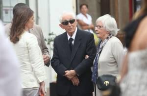Bernard Pons : L'émotion de l'ex-ministre aux obsèques de sa fille Valérie