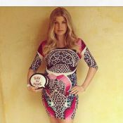 Fergie : Kelly Osbourne, Perez Hilton, Molly Sims se pressent à sa baby shower