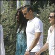 Naomi Campbell et son amoureux Marcus Elias
