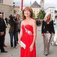 """Jane Seymour - Première de """"Falstaff"""" lors du festival de Salzbourg en Autriche le 29 juillet 2013."""