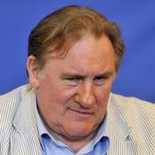 Gérard Depardieu : De retour en France pour le ballon rond