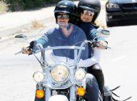 Heidi Klum : Moto en amoureux et activités en famille pour un week-end réussi
