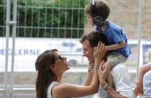 Marie et Joachim de Danemark : Henrik, 4 ans, comme chez lui au Grand Prix