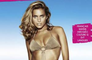 Clara Morgane dévoile la couverture sexy et envoûtante de son calendrier 2014