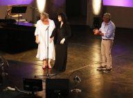 Juliette Gréco victime d'un coup de chaud sur scène, vive émotion à Ramatuelle