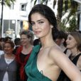 """Shermine Shahrivar - Montée des marches du films """"On the Roas"""" au Festival de Cannes. Le 23 mai 2012."""