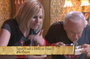 Fort Boyard : Nadège Lacroix et Patrice Laffont dégoûtés face à Willy Rovelli