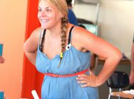 Busy Philipps, jeune maman : Toute en formes, elle fait de la pâtisserie