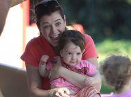 Alyson Hannigan : Maman et épouse comblée avec sa petite tribu