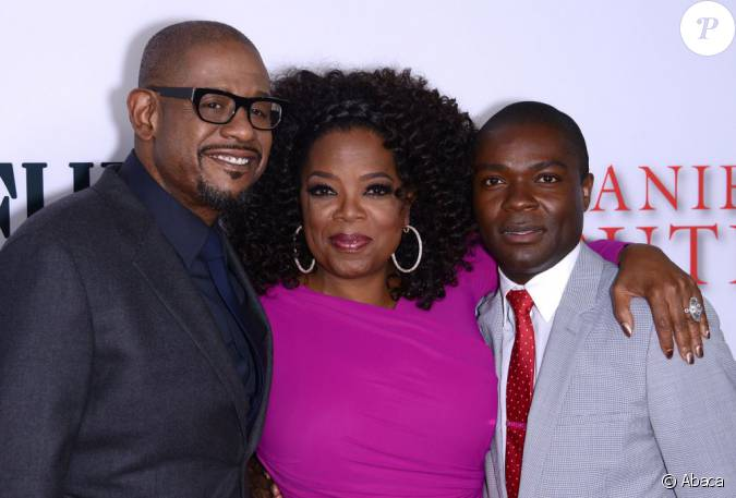 oprah and forest whitaker relationship quizzes