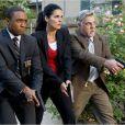 """Lee Thompson Young et sa partenaire Angie Harmon dans la série """"Rizzoli et Isles : Autopsie d'un meurtre"""", diffusée par France 2 (2010-2013)"""