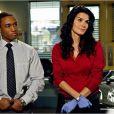 """Lee Thompson Young et Angie Harmon dans la série """"Rizzoli et Isles : Autopsie d'un meurtre"""", diffusée par France 2 (2010-2013)"""