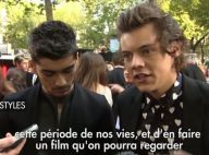 One Direction : Fantaisies capillaires et fans intenables pour ''This is us''...