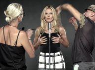 Heidi Klum : Sexy et déchaînée en rockeuse