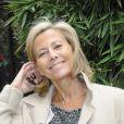 Claire Chazal à Paris, en mai 2013