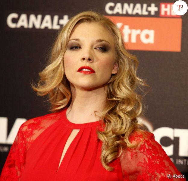 Natalie Dormer à Madrid, le 4 juin 2013.