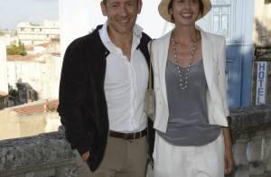 Angoulême 2013 : Dany Boon et son épouse Yaël radieux devant Valérie Bonneton