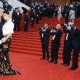 Monica Bellucci et Vincent Cassel à Cannes 2006.