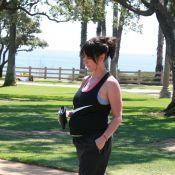 Jennifer Love Hewitt: Son baby bump de sortie pour une séance de sport intensive